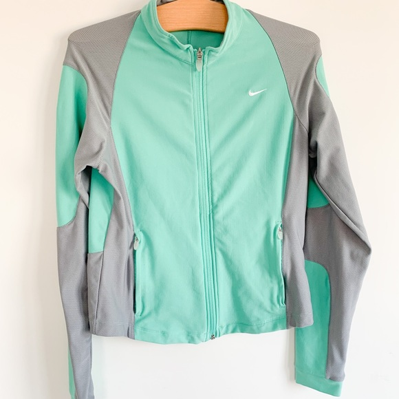 Nike Jackets & Blazers - NIKE Fit Dry Zip Up